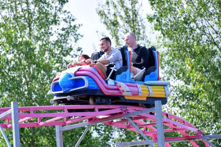 camel creek rollercoaster