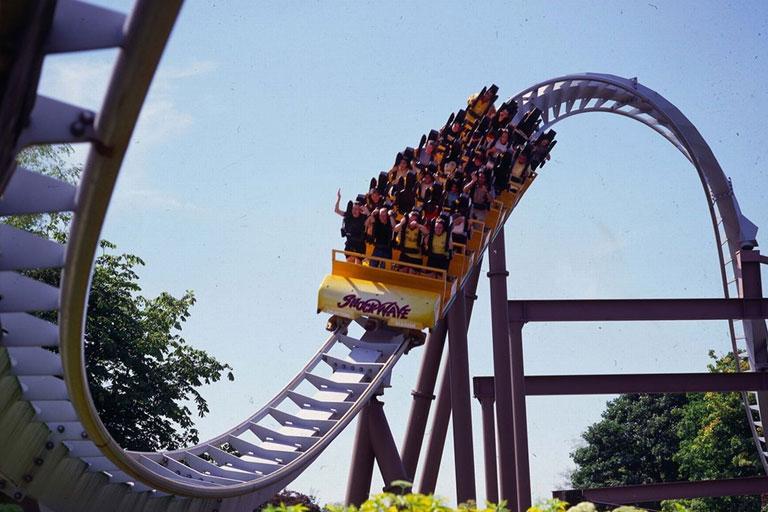 fun rollercoaster