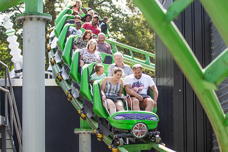 kids rollercoaster
