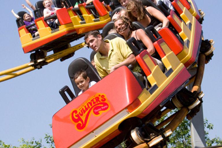 gullivers rollercoaster