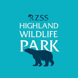 highland wildlife park logo