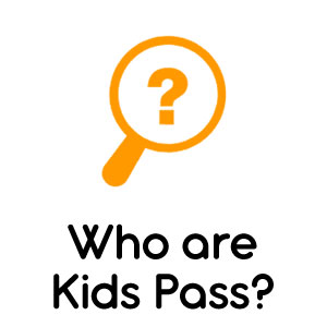 who are kids pass icon