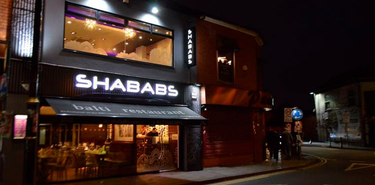 Shababs Restaurant