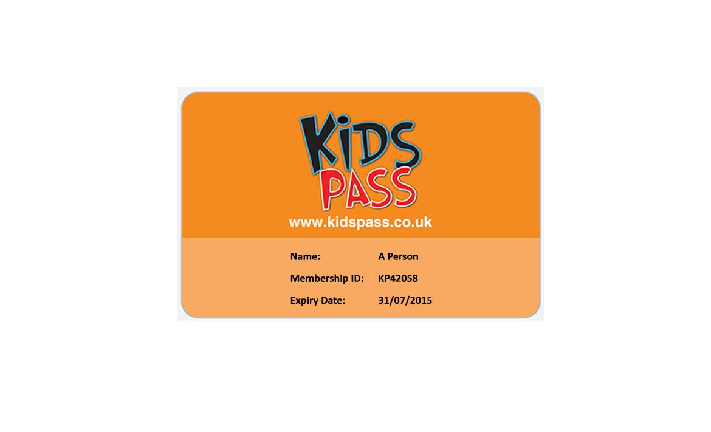 Win a Kids Pass header image