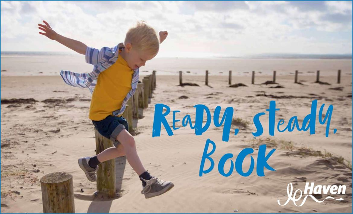Ready, Steady, Book with Haven header image