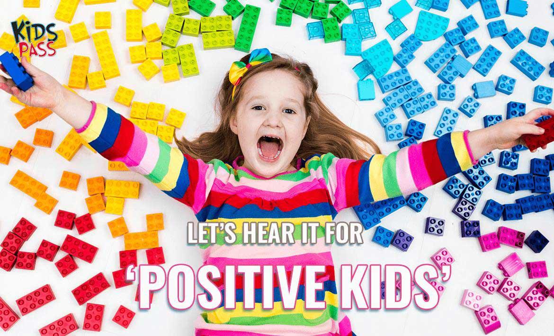 Positive Kids header image