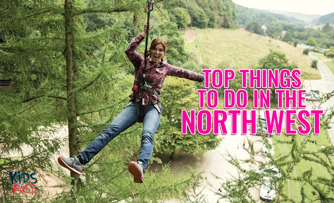 Top Things To Do in the North West! header image