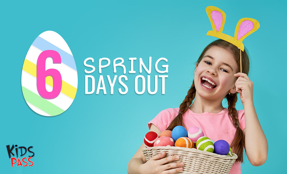 6 Spring Days Out to get you Smiling header image