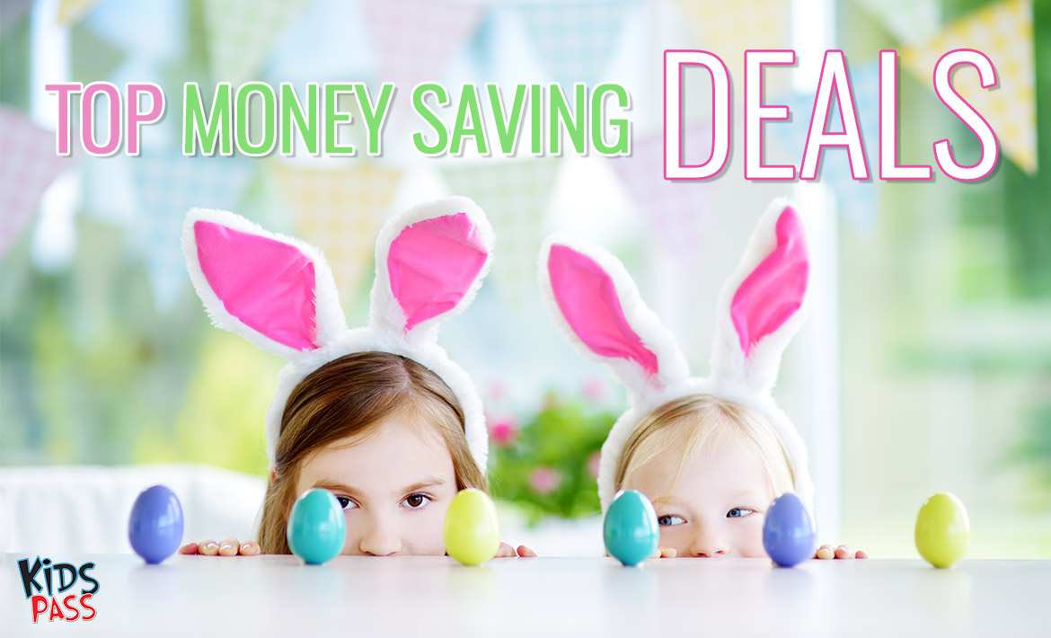 Top Money Saving Deals this Easter header image