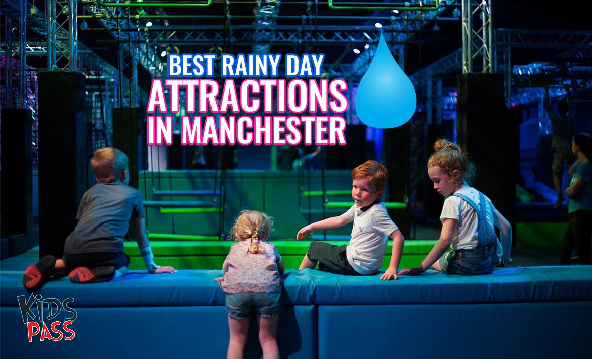 Best Rainy Day Attractions in Manchester header image