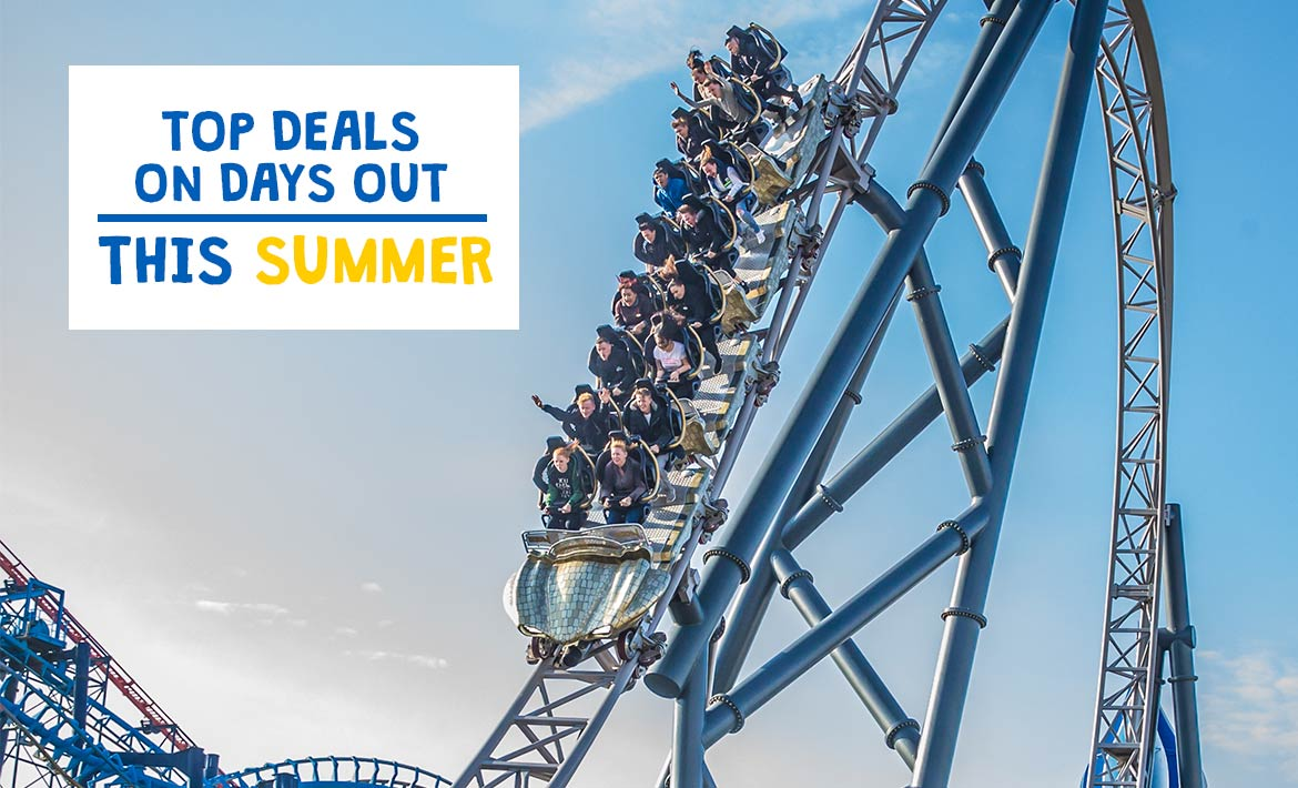 Top Deals on Days Out this Summer Holiday header image