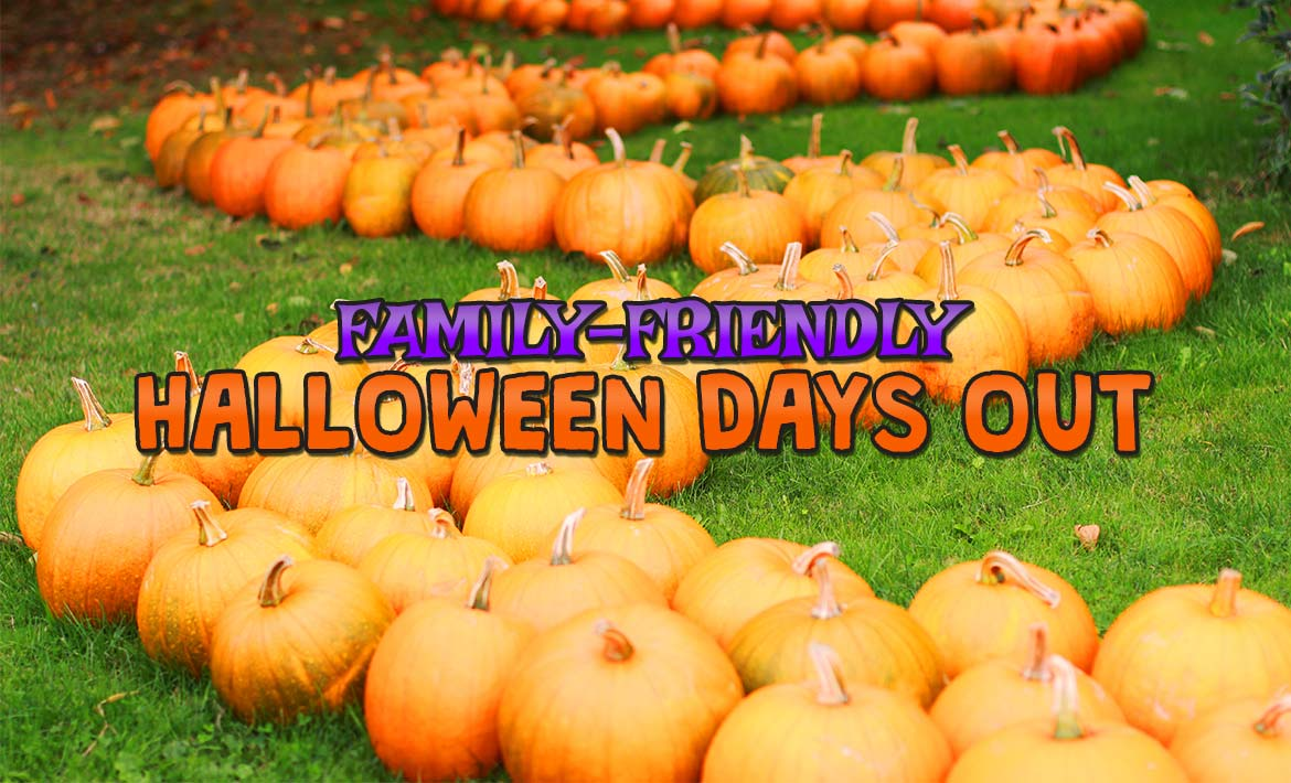 Family-Friendly Halloween Days Out for the Kids header image