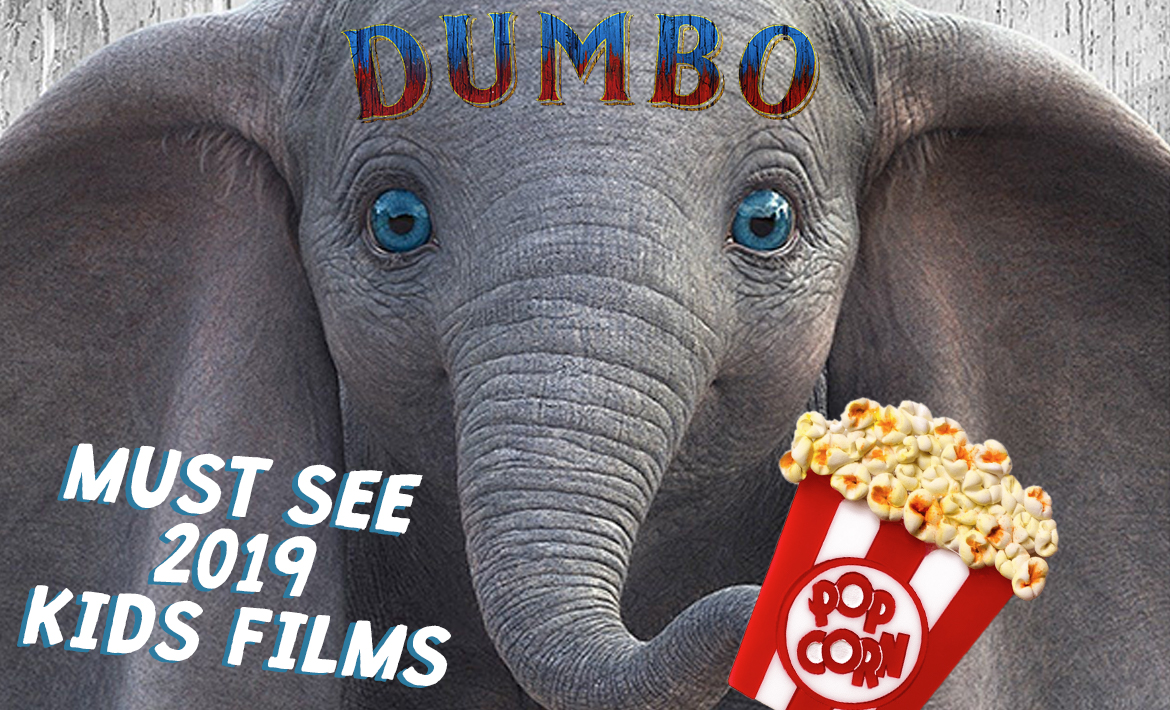 Family Films: Top 8 must-see kids' films coming out in 2019 header image