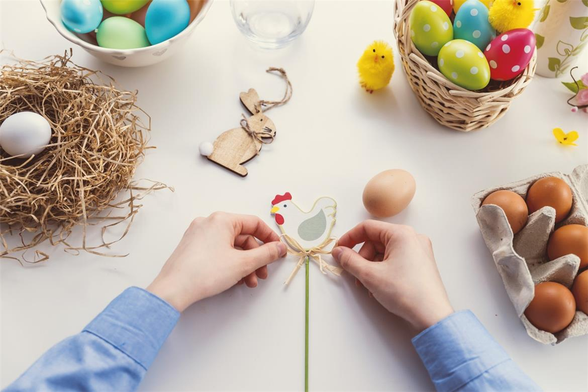 7 Budget Friendly Easter Family Activities header image