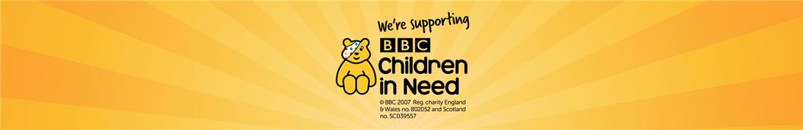 Getting together with BBC Children in Need header image