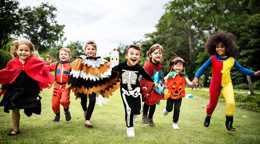 UK's Top 20 Halloween events with discounts | Kids Pass header image