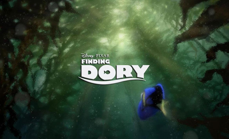 Cinema Finding Dory header image