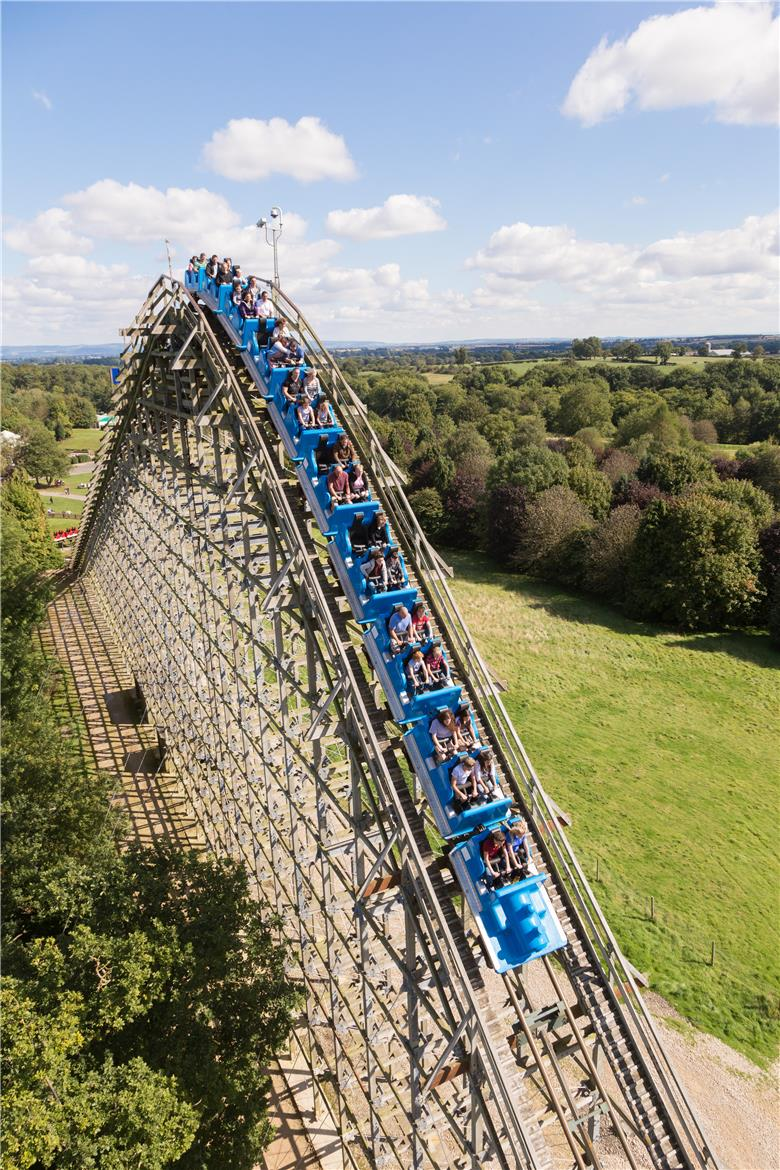 Tickets for Lightwater Valley only £18! header image