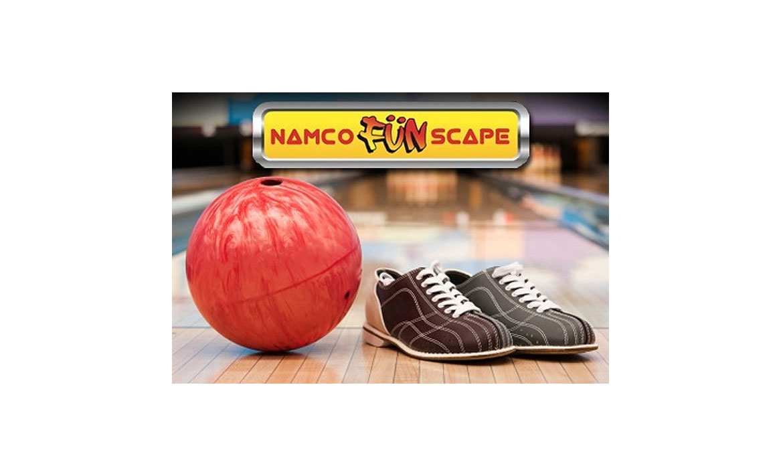 36% off at Namco Funscape! header image