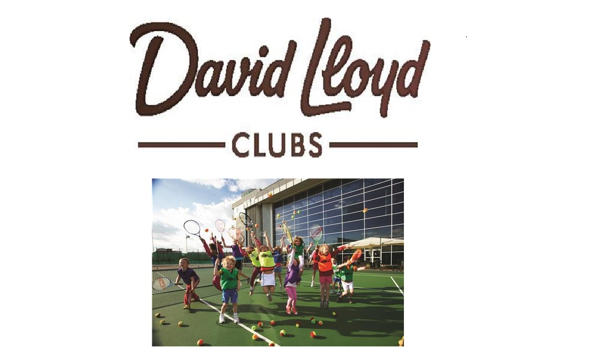 Free family day pass to David Lloyd Clubs! header image