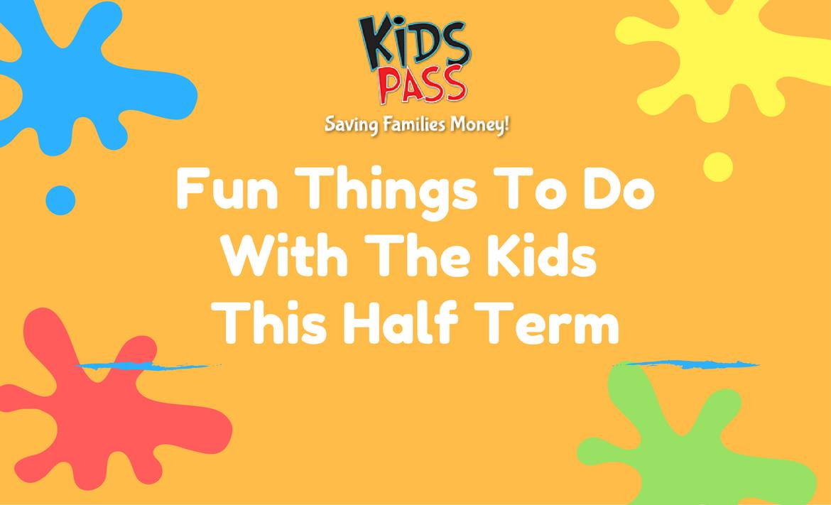 Fun Things to do This Half Term header image