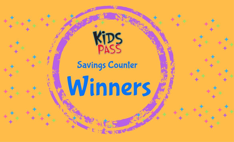 Kids Pass Super Savers header image
