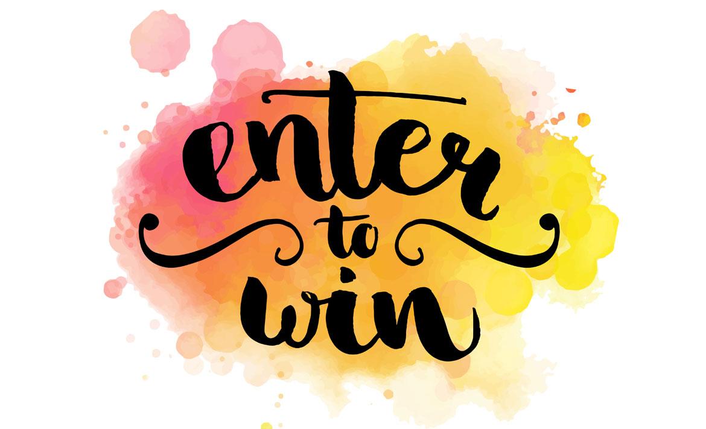 Prizes Inside, Enter Now! header image