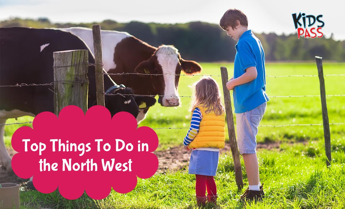 Top Things To Do in the North West header image