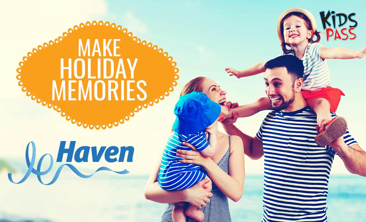 Make Holiday Memories with Haven header image
