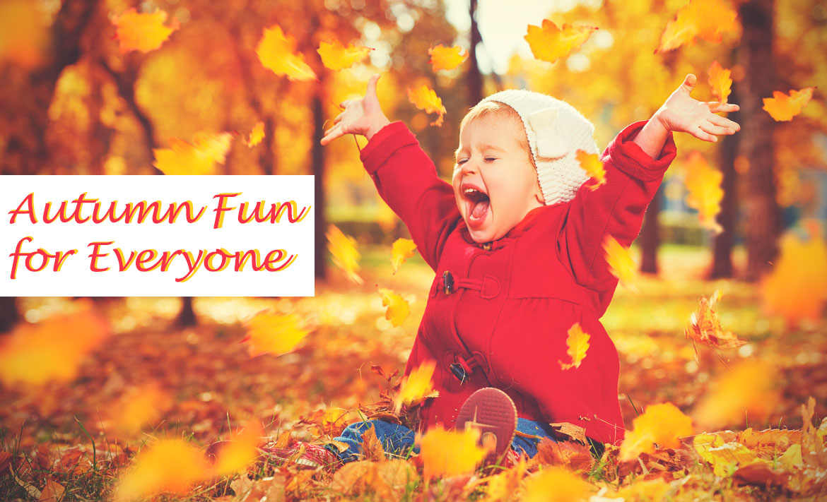 Rainy Days out This Autumn header image