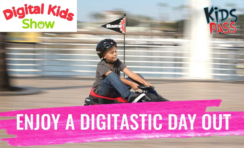 Enjoy a Digitastic Day Out header image